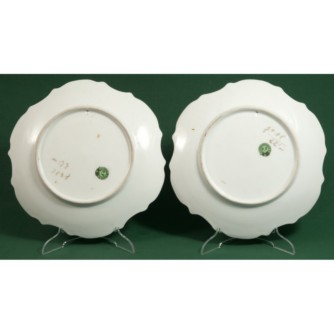 Парные декоративные тарелки «Сеттеры»