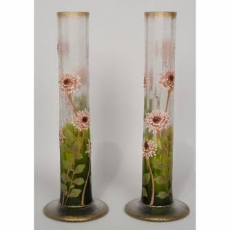 Парные вазы для цветов «Сухоцветы»