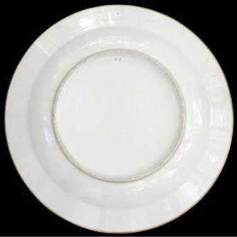 Тарелка из Кремлевского сервиза