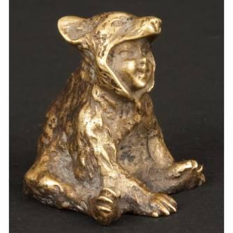 Фигура «Ребенок в костюме медвежонка»