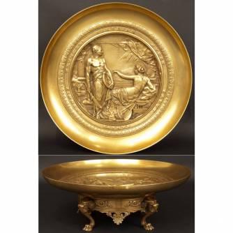 Блюдо декоративное «Иродиада»