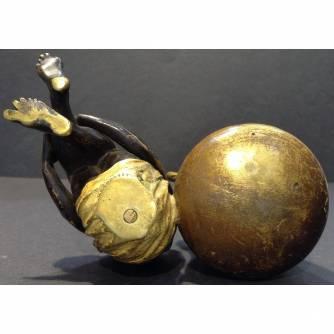 Венская бронза «Мальчик у кувшина»