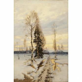 Ризниченко Фёдор Петрович (1865-1922) «Ростепель»