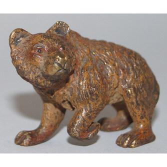 """Венская бронза """"Медвежонок"""""""