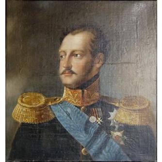 Портрет императора Николая I