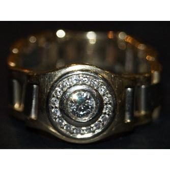 Кольцо-браслет
