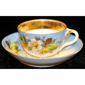 "Чайная пара ""Цветок яблони"""