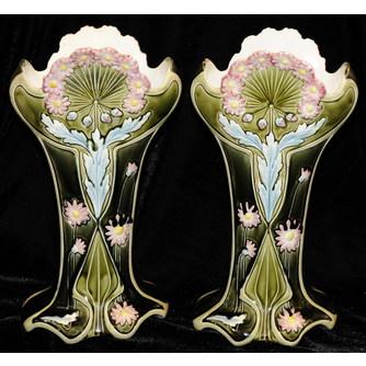 Парные вазы в стиле Модерн