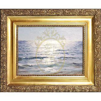 """Дубовской Николай Никанорович (1859-1918) """"Море. Блеск солнца"""""""