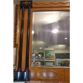 Зеркало в раме табернакль