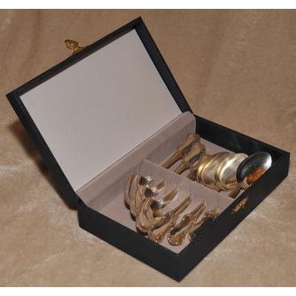 Набор чайных ложек в оригинальной коробке