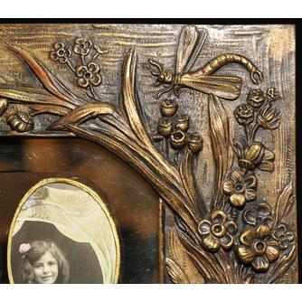"""Рамка для фото """"Букет полевых цветов"""""""