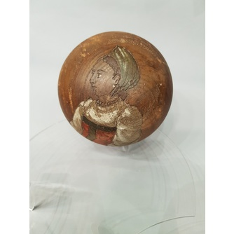 Шкатулка в виде гриба «Русская красавица»