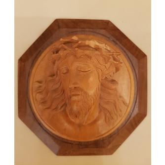 Барельеф «Христос в терновом венце»